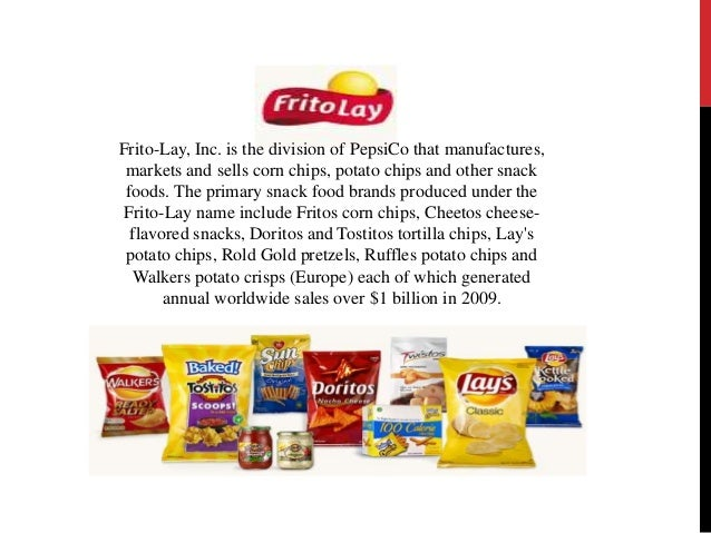An analysis of the market share for tortilla and corn chips of frito lay