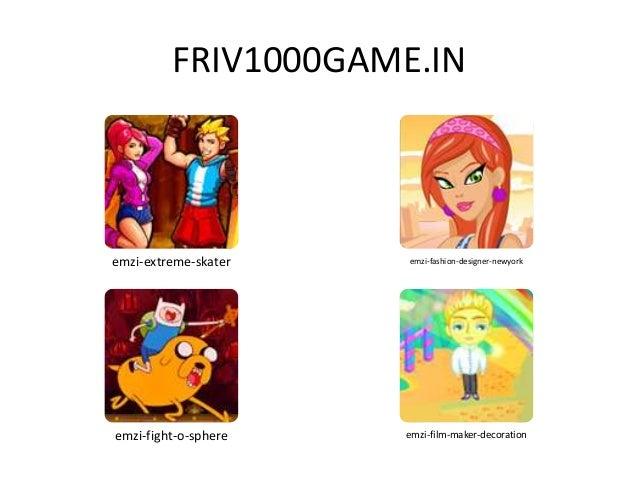 Friv 1000 Game