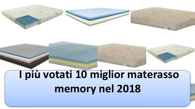 Miglior Materasso In Memory Foam.I Migliori 10 Miglior Materasso Memory Nel 2018