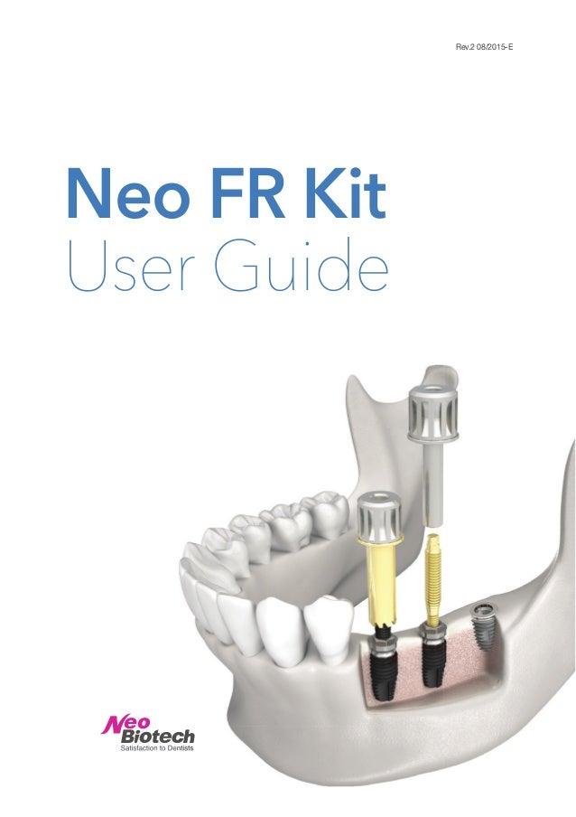 NeoBiotech - FR kit user guide