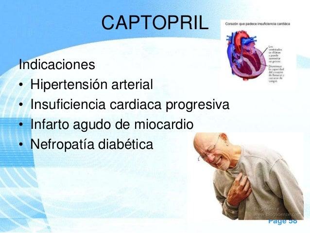 captopril indicaciones mg 25