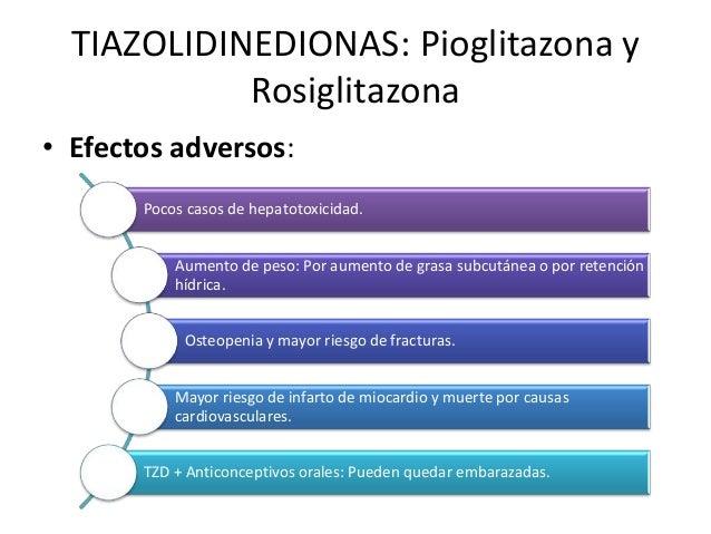Fármacos orales antidiabéticos