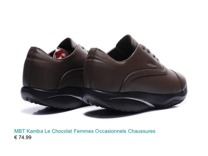 MBT Kamba Le Chocolat Femmes Occasionnels Chaussures€ 74.99