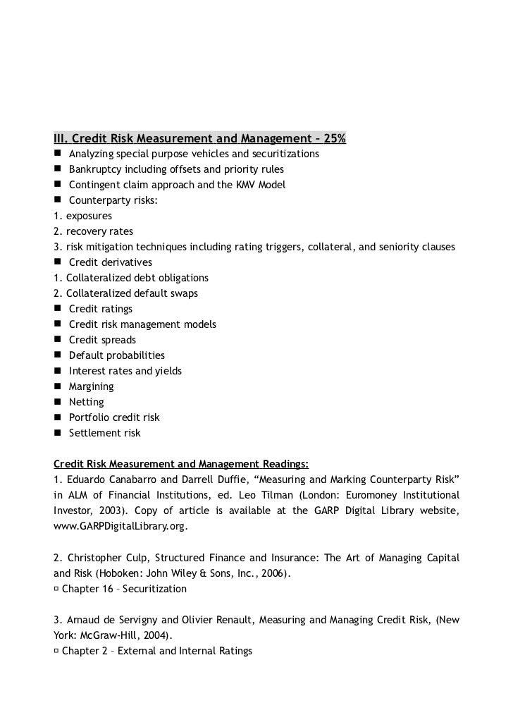 (PDF) FRM ® Study Guide | siva bala murali - Academia.edu