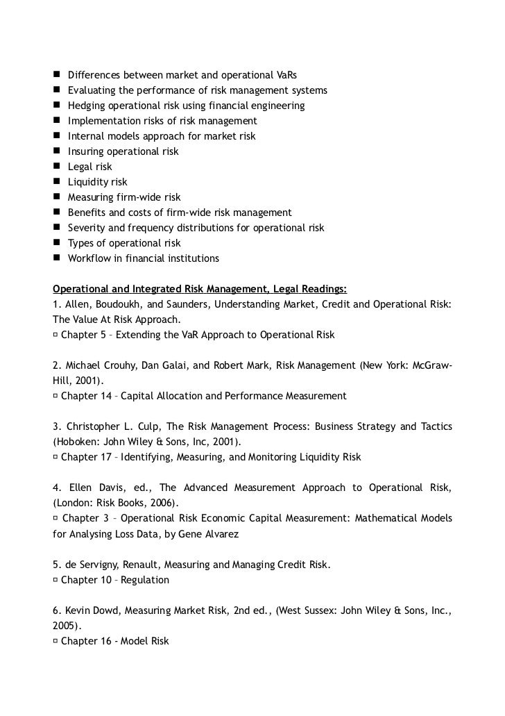 Study guide for the pmi risk management professional(r) exam.