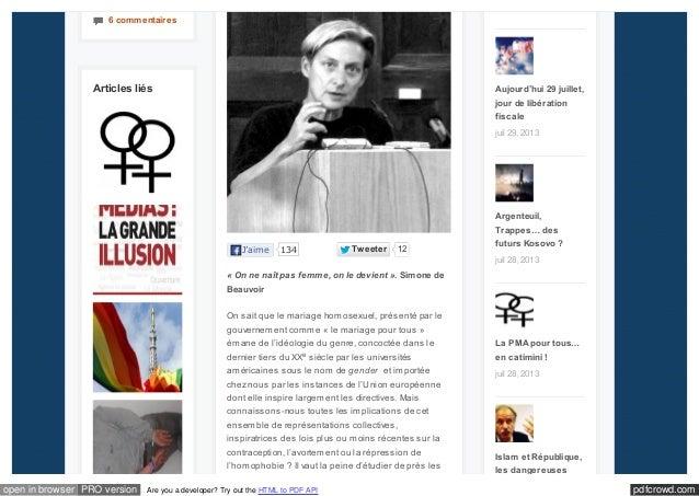 Fr novopress info_135643_lideologie_du_genre_une_anthropologie de mort Slide 2