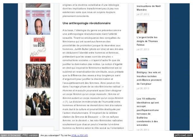 Fr novopress info_135643_lideologie_du_genre_une_anthropologie de mort Slide 3