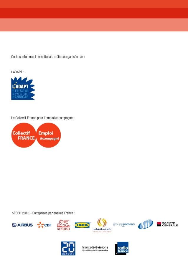 """Les cahiers de LADAPT Hors-série n°5 : """"Emploi accompagné en France : qu'attend-on ?"""" Slide 2"""
