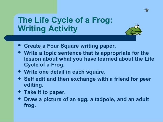 All About Frogs For Kids and Teachers