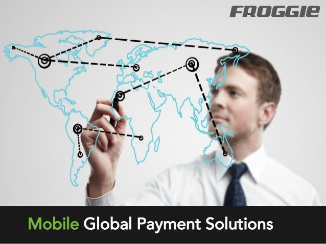 Mobile Global Payment SolutionsFROGGIE