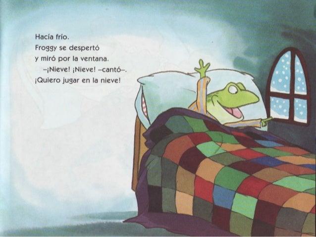Froggy se viste Slide 2