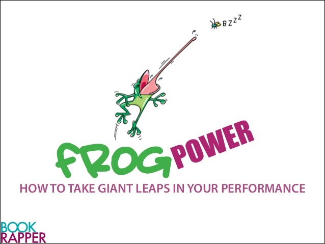 HOW TO TAKE GIANT LEAPS IN YOUR PERFORMANCE
