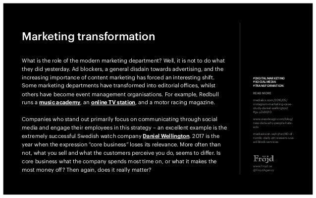17 digital trends for 2017 by @FrojdAgency Slide 3