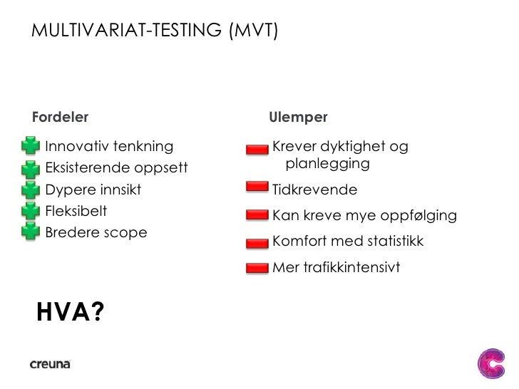 A/b testing<br />REVOLUSJONÆR TESTING <br />av STORE IDEER<br />