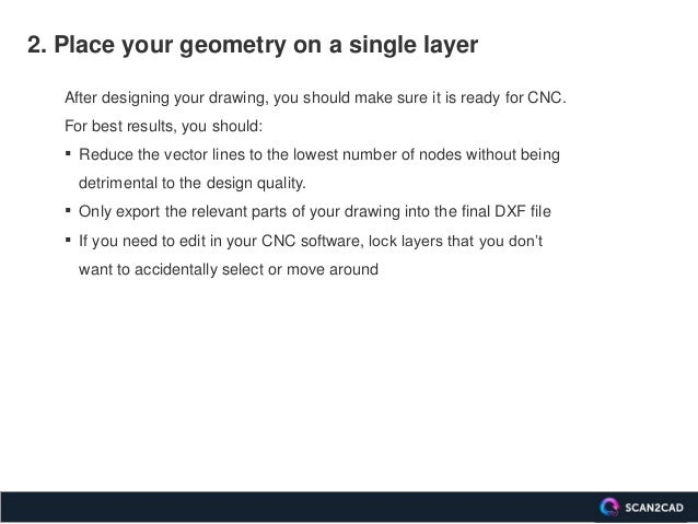 Top 8 Tips to Take your Design from CAD Drawing to CNC