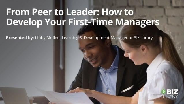 Presenting Today Libby Mullen Learning & Development Manager BizLibrary Katie Miller Marketing Specialist BizLibrary
