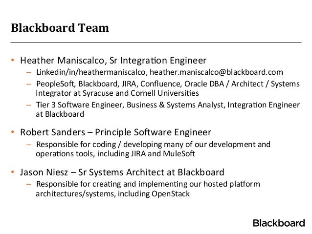 Blackboard | About Bb | Press Releases