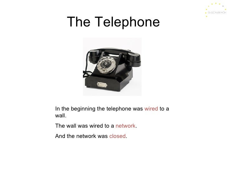 From the Wall to Personas: the Evolution of Telephony Slide 2