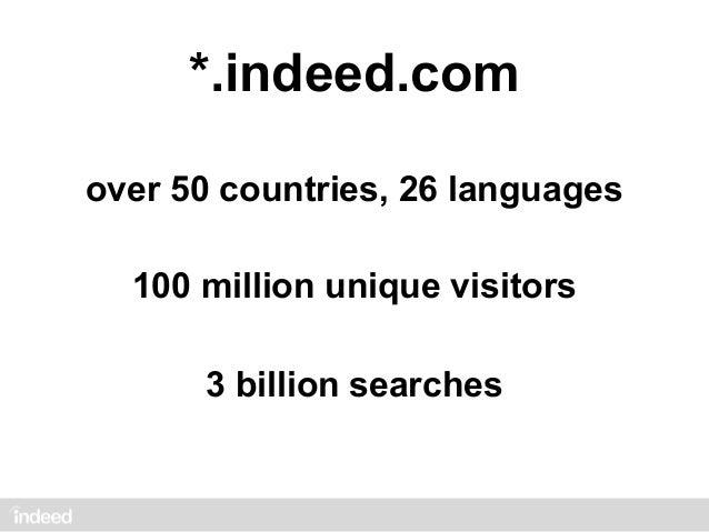 [@IndeedEng] From 1 To 1 Billion: Evolution of Indeed's Document Serving System Slide 3