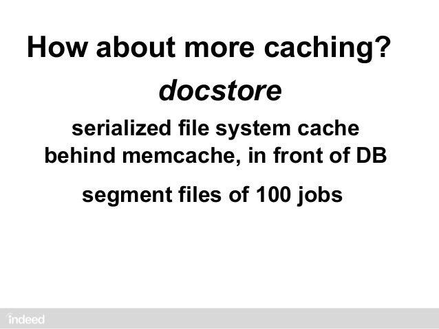Docstore V1 Recap           000              001   002           000              001   002job_ids:         job_ids:      ...