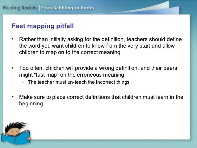 From babbling to books ppt 1