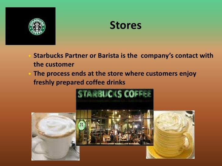 Intermediaries of Starbucks Essay