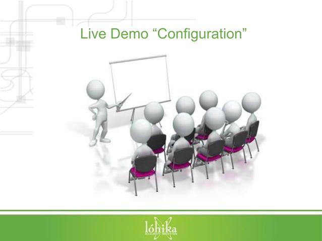 "Live Demo ""Configuration"""