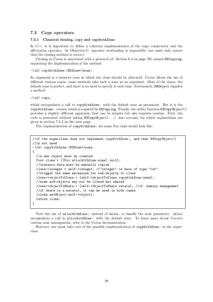 From C To Objective C Pdf