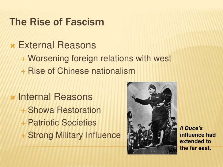 democracy and fascism in the early Democracy prevents fascism  katharine a fascism: a political ideology of the past  the late twenties and early thirties were perhaps the most.