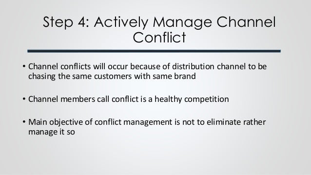 Apple Computers Channel Conflict Case Study
