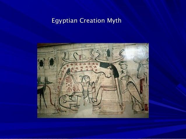 Genesis vs. Iroquois Creation Myth