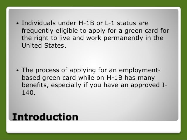 From H1B to Green Card Process | EB2 or EB3 Visa