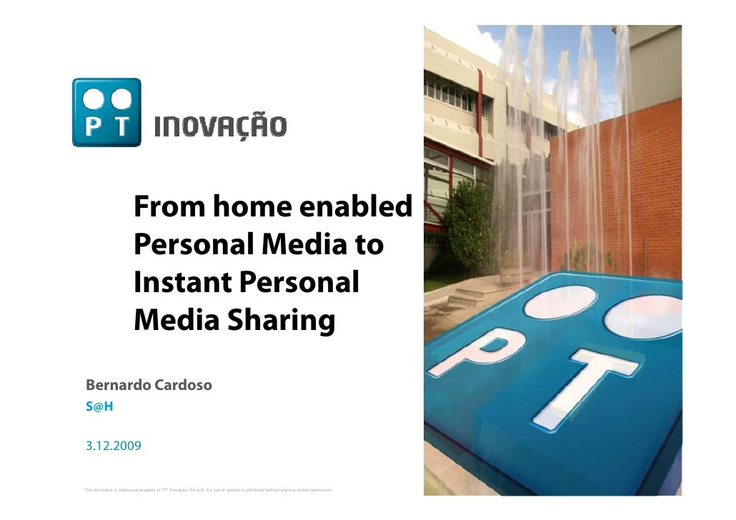 … through Innovation                              From home enabled                          Personal Media to            ...