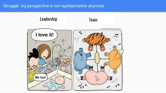 Learn all the roles in your team Lead by example
