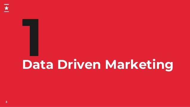 1Data Driven Marketing 3