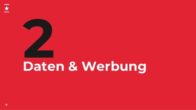 2Daten & Werbung 9