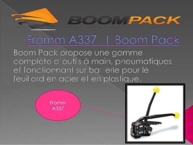 Fromm A337