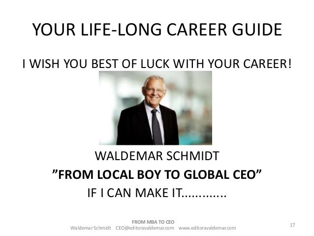 how to become a rich ceo