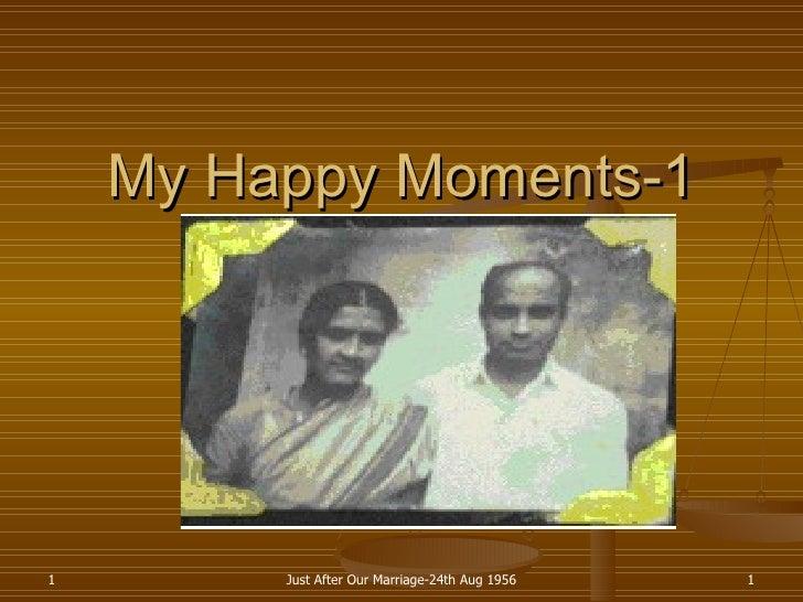 My Happy Moments-1