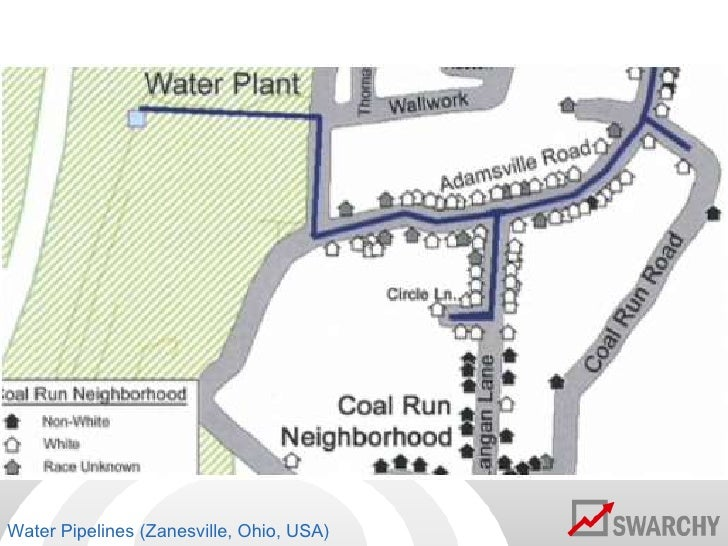 Water Pipelines (Zanesville, Ohio, USA)<br />