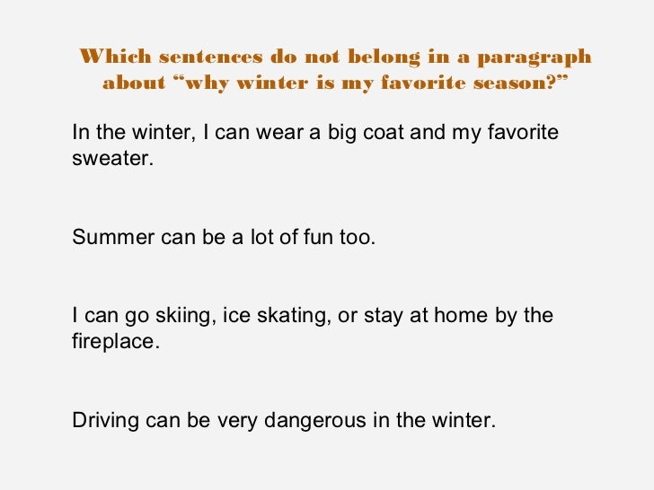 Essay On Summer Season : My Favourite Season