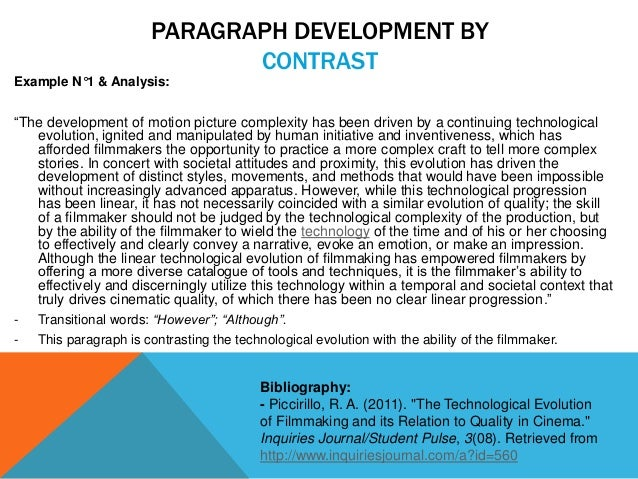 from paragraph to essay examples   5 paragraph development by definition example
