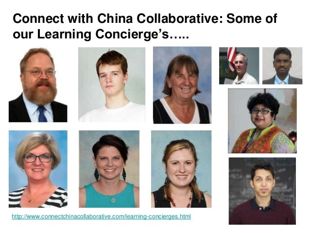 Connect with China Collaborative: Some of our Learning Concierge's….. http://www.connectchinacollaborative.com/learning-co...