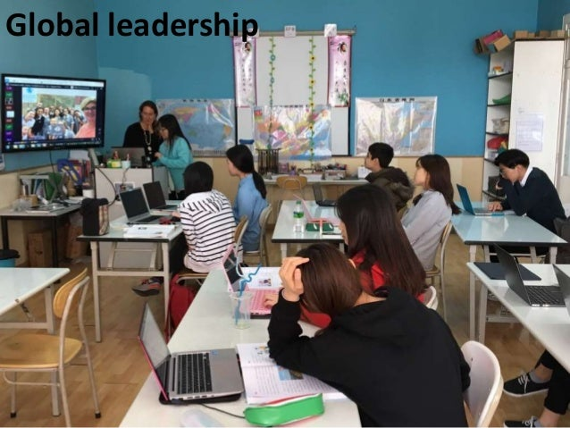 Collaborative Teaching Nz ~ From pedagogy to cosmogogy leadership for online global