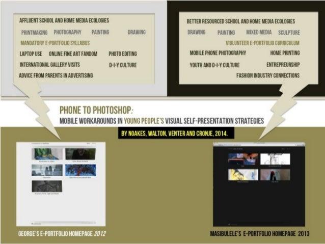 Self presentation strategies and