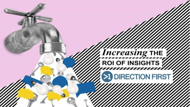 20 talks with marketers and insights managers MR Impact Research survey with 185 marketers and insights managers increasin...