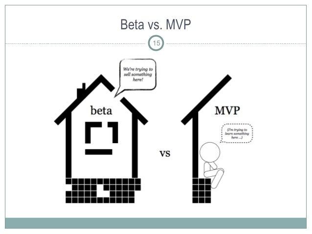Beta vs. MVP 15