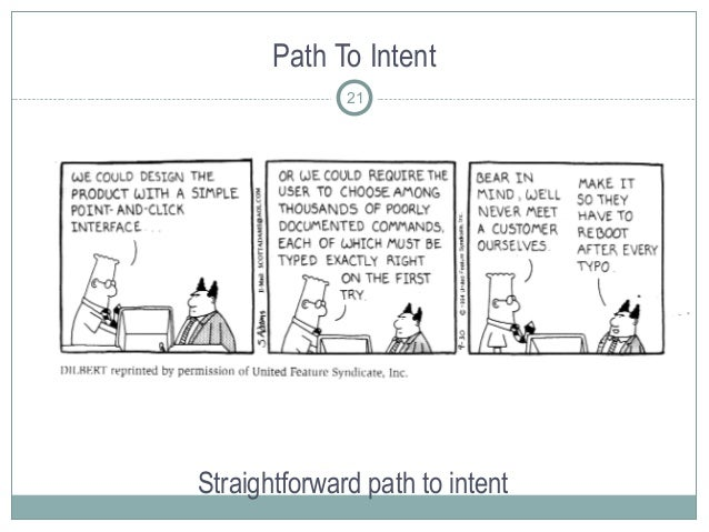 Path To Intent Straightforward path to intent 21