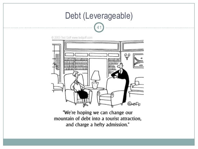 Debt (Leverageable) 41