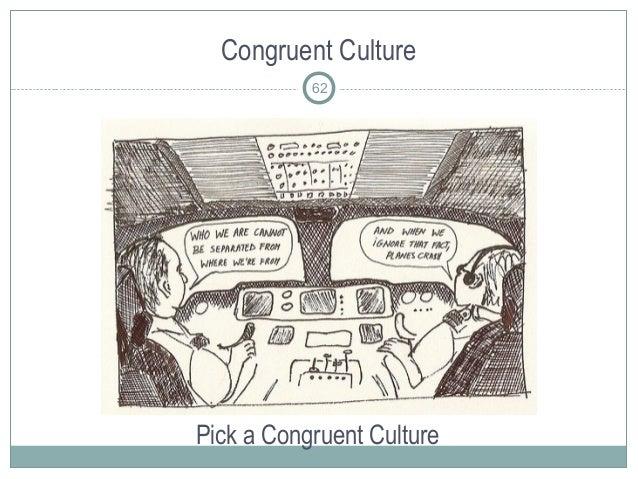 Congruent Culture Pick a Congruent Culture 62